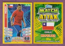 Chile Gary Medel Cardiff City 52